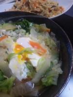 日本食とショウガと生野菜で体フレッシュ↑