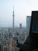 ドコモクロッシー(Xi)速度 錦糸町高層階