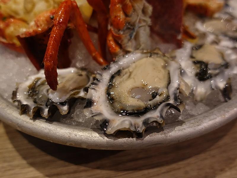 生牡蠣 うまい