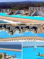 ギネス認定世界一大きなプール San Alfonso del Mar(チリ)