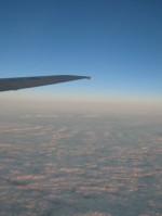上空からの富士山写真